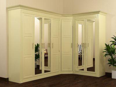 Шкаф Распашной МДФ в классическом стиле