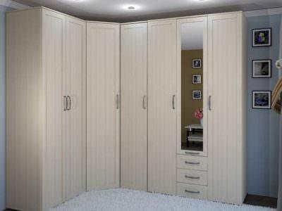 Шкаф-Угловой в спальную комнату